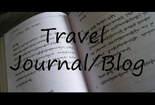 Journal/Blog