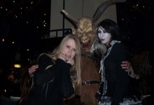 St. Nikolaus and Krampus &#8211; Austria