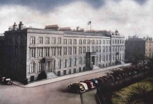 The Monte Carlo Rally and the Blythswood Square Hotel