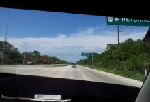 """El Colectivo"" - Car Pooling in the Mayan Riviera, Mexico"